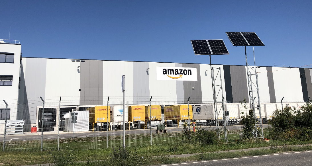 Amazon FRA7 in Frankenthal