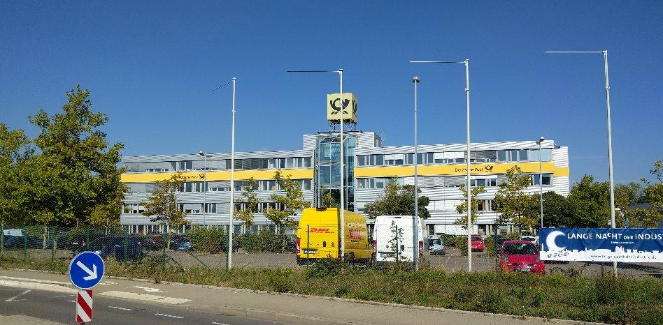 Briefzentrum Saarbrücken