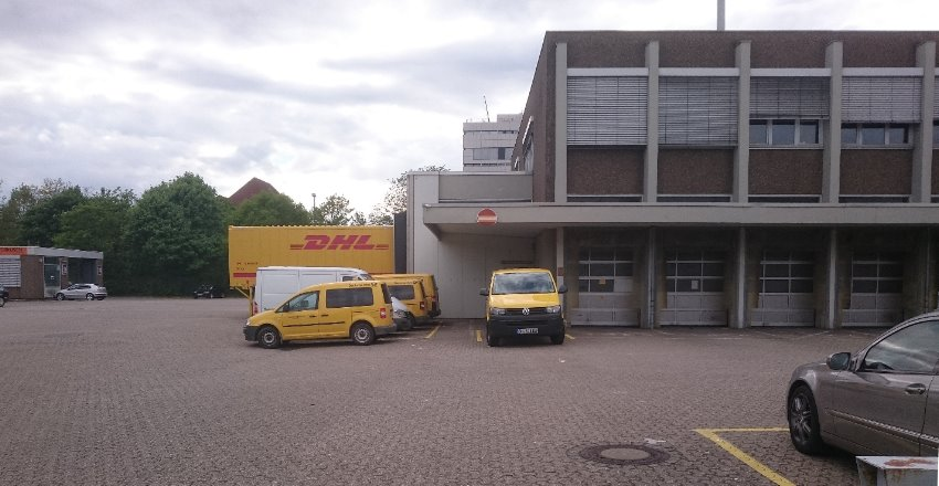 Deutsche Post Leverkusen