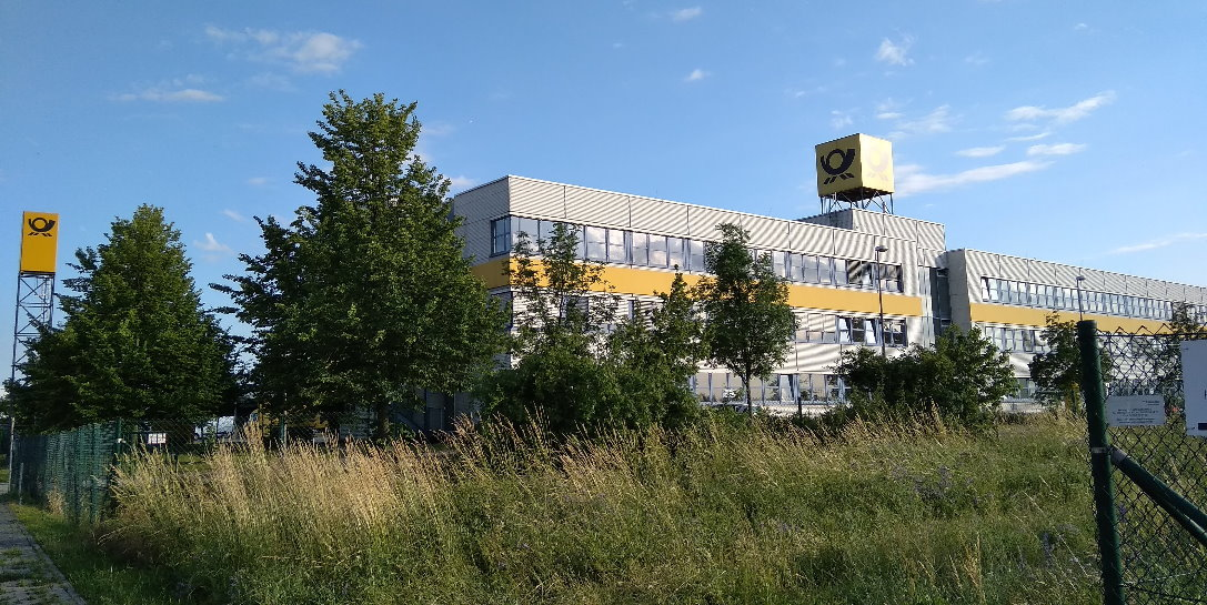 Logistikzentrum Berlin Südost