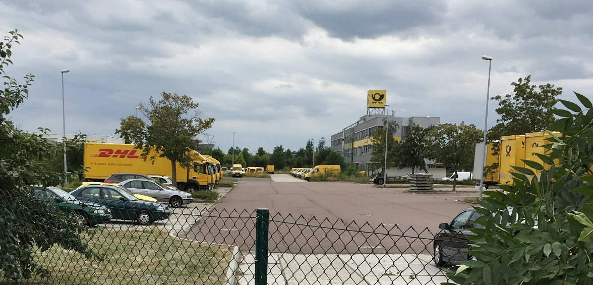 Deutsche Post Leipzig