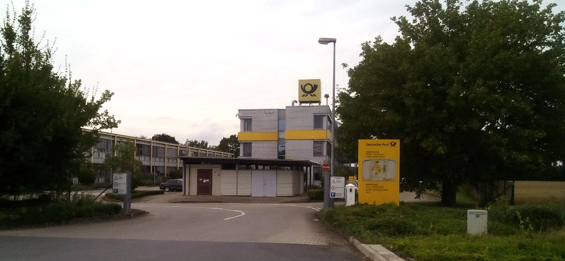 Deutsche Post in Werl