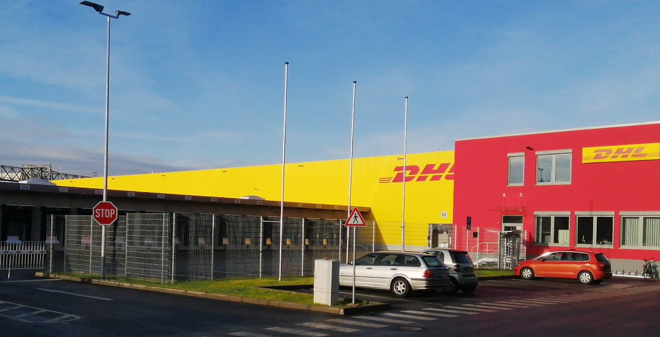 dhl express berlin station von dhl express. Black Bedroom Furniture Sets. Home Design Ideas