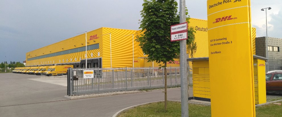 DHL in Germering