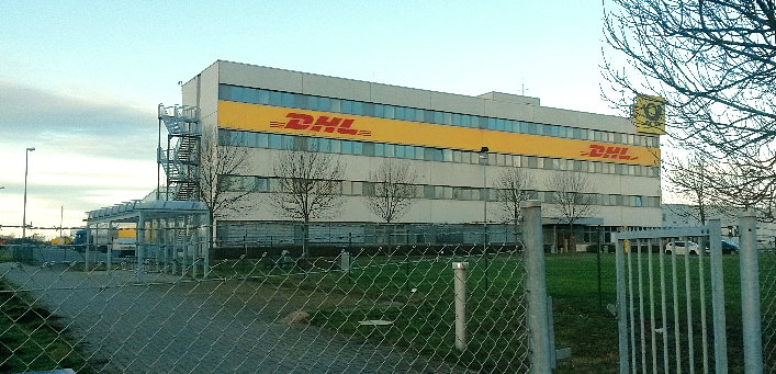 DHL Paketzentrum Osterweddingen