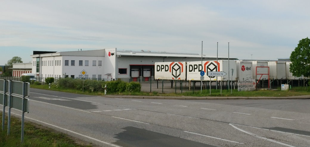DPD Paketzentrum Altentreptow