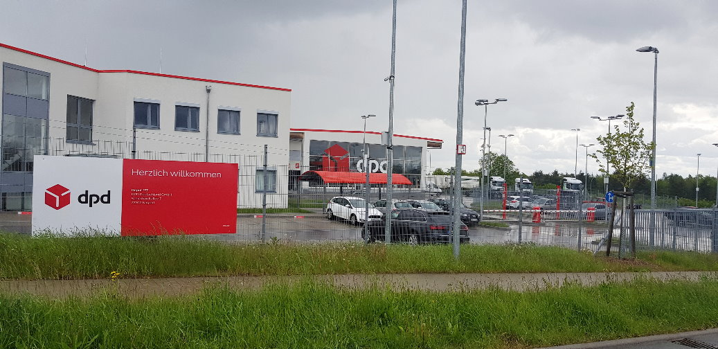 DPD in Nagold