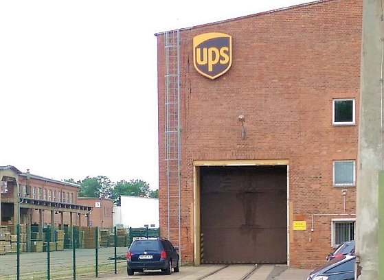 ups depot neubrandenburg ups paketzentrum. Black Bedroom Furniture Sets. Home Design Ideas